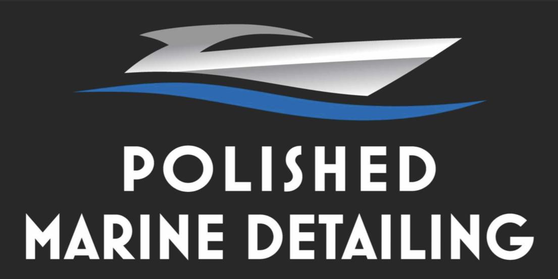 Polished Marine Detailing Logo